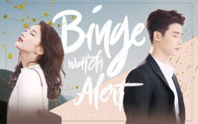 Korean Dramas Binge Watch Alert #1